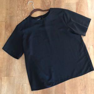 Large Boxy Blouse-100% acrylic